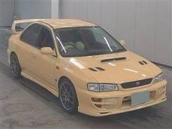 Subaru Impreza WRX STI. Документы GC8