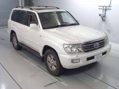 Toyota Land Cruiser. 100, 2UZ