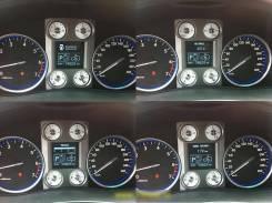 Русификация панели приборов Toyota Land Cruiser 200-Lexus LX570