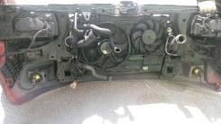 Вентилятор охлаждения радиатора. Volkswagen Transporter, 7HA, 7HB, 7HC, 7HF, 7HH, 7HJ, 7HM, 7HN, 7JD, 7JE, 7JL, 7JY, 7JZ, 7EA, 7EB, 7EC, 7EF, 7EG, 7EH...