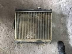 Радиатор охлаждения двигателя. Suzuki Escudo, AT01W Двигатель G16A