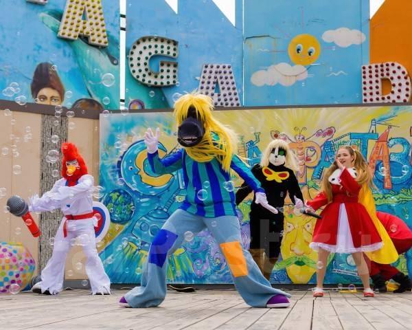 Детские праздники с аниматорами из сказок!