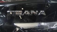 Эмблема. Nissan Teana