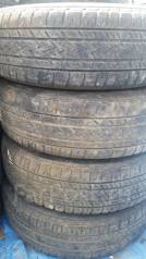 Bridgestone Dueler H/T. Летние, 1999 год, 40%, 4 шт