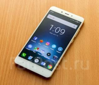 Xiaomi Redmi 4X. Б/у, 16 Гб, Золотой, 4G LTE, Dual-SIM