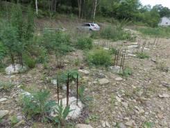 Продам земельный участок 27 соток в Находке. 2 700кв.м., собственность, от частного лица (собственник). Фото участка