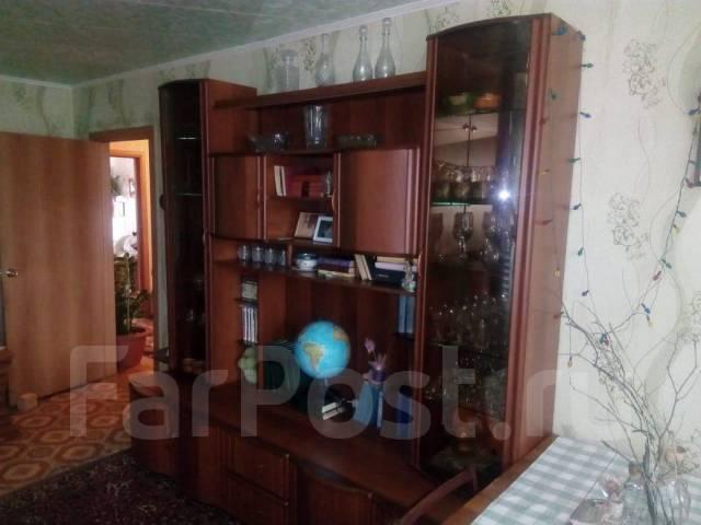 3-комнатная, улица Ворошилова 61. Индустриальный, агентство, 61кв.м.