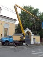 КамАЗ ВС-22. Автовышка ЗИЛ ВС-22, 5 969куб. см., 22м.