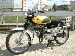 Suzuki. 49куб. см., исправен, птс, без пробега