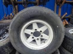 """Продам комплект колес Goodyear 215/80/15 на литых дисках. 6.0x15"""" 6x139.70 ЦО 108,0мм."""