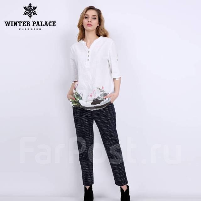 91fadaba178d90c Модная женская рубашка - Основная одежда в Находке