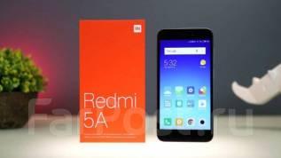 Xiaomi Redmi 5A. Новый, 32 Гб, Черный, 4G LTE, Dual-SIM