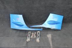 Клык бампера. Subaru Impreza WRX STI, GDB Двигатель EJ207
