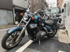 Kawasaki VN Vulcan 1500. 1 500куб. см., исправен, птс, без пробега
