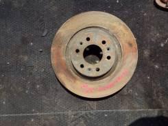 Диск тормозной. Cadillac SRX Двигатели: LF1, LFW