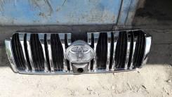 Решетка радиатора. Toyota Land Cruiser Prado, GRJ150, GRJ150L, GRJ150W, KDJ150, KDJ150L Двигатели: 1GRFE, 1KDFTV