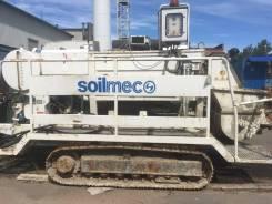 Soilmec. Гусеничный бетононасос P 6.80 (Mecbo)