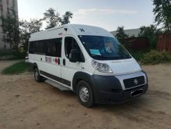 Fiat Ducato. Продается автобус с местом на маршруте, 2 300куб. см., 22 места
