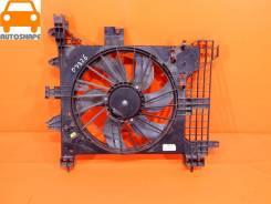 Вентилятор радиатора Renault Duster