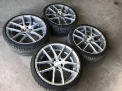 "Продам колеса в сборе Niche M131 Targa. 8.5/10.0x20"" 5x120.00 ET35/40 ЦО 72,6мм."