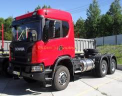 Scania. G500 A6x6 HZ, 13 000куб. см., 30 000кг., 6x6