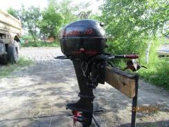 Москва. 9,80л.с., бензиновый, нога S (381 мм)