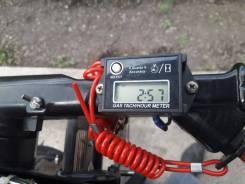 Hangkai. 4,00л.с., 2-тактный, бензиновый, нога S (381 мм), 2015 год год