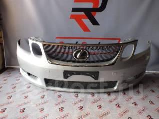 Бампер. Lexus GS460, GRS191, GRS196, UZS190 Lexus GS350, GRS191, GRS196, UZS190 Lexus GS430, GRS191, GRS196, UZS190 Lexus GS450h, GWS191 Двигатели: 2G...