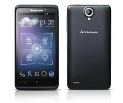 Lenovo S890. Б/у, до 8 Гб, Серый, 3G, Dual-SIM