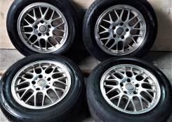 "Bridgestone Ecopia EX20 195/65R15 + Литьё Erglanz 5x114.3. 6.5x15"" 5x114.30 ET38"