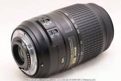 Продам объектив Nikon AF-S Nikkor 55-300mm 1:4,5-5.6 Ed DX