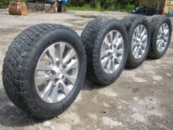"Диски R20 Toyota Tundra+ резина LT275/65 R20 Terra Grappler G2,2016г. 8.0x20"" 5x150.00 ET60 ЦО 110,0 мм."