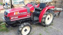 Mitsubishi. Мини трактор МТ22, 22 л.с.