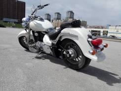 Suzuki Intruder. 400куб. см., исправен, птс, без пробега