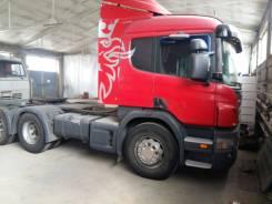 Scania. Скания-420 Седельный тягач