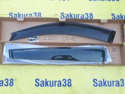 Ветровик на дверь. Mitsubishi L200, KB4T, KK/KL Двигатели: 4D56, 4D56HP, 4N15