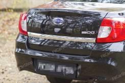 Накладка на бампер. Datsun on-DO, 2195 Двигатели: BAZ11183, BAZ11186, BAZ21127