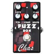 Chas fuzz box копия zvex fuzz factory