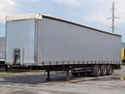 Humbaur. Шторный полуприцеп Big One Type 2 2012 г/в, 32 540кг.