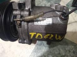Компрессор кондиционера. Suzuki Escudo, TD52W, TA52W, TD62W, TD32W, TA02W, TD02W, TL52W Двигатели: J20A, H25A, RF, G16A