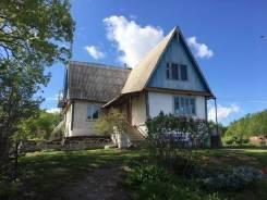 Продам дом в с. Алчан. р-н Пожарский, площадь дома 55,7кв.м., площадь участка 5 300кв.м., скважина, от частного лица (собственник)