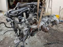 Двигатель в сборе. Toyota FJ Cruiser, GSJ15, GSJ15W Toyota Land Cruiser Prado, GRJ150, GRJ150L, GRJ150W, GRJ151, GRJ151W Двигатель 1GRFE