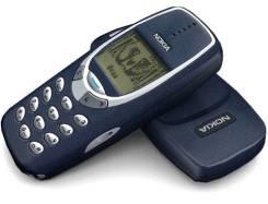 Nokia 3310. Б/у, до 8 Гб, Серый