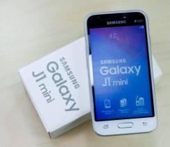 Samsung Galaxy J1 Mini. Б/у, 8 Гб, Белый, 3G, Dual-SIM