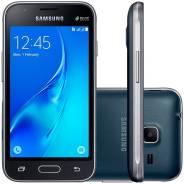 Samsung Galaxy J1 Mini. Б/у, 8 Гб, Черный, 3G, Dual-SIM