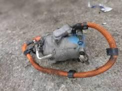 Компрессор кондиционера. Toyota Prius, NHW20