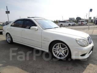 Mercedes-Benz S-Class. автомат, задний, 5.5, бензин, 76 000тыс. км, б/п, нет птс. Под заказ