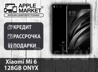 Xiaomi Mi6. Новый, 128 Гб, Черный, 3G, 4G LTE. Под заказ