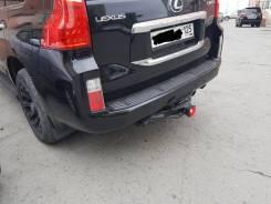 Накладка на бампер. Lexus GX460, GRJ158, URJ150 Lexus GX400, GRJ158, URJ150 Двигатели: 1GRFE, 1URFE