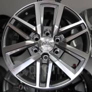 "Toyota. 7.5x18"", 6x139.70, ЦО 106,2мм. Под заказ"
